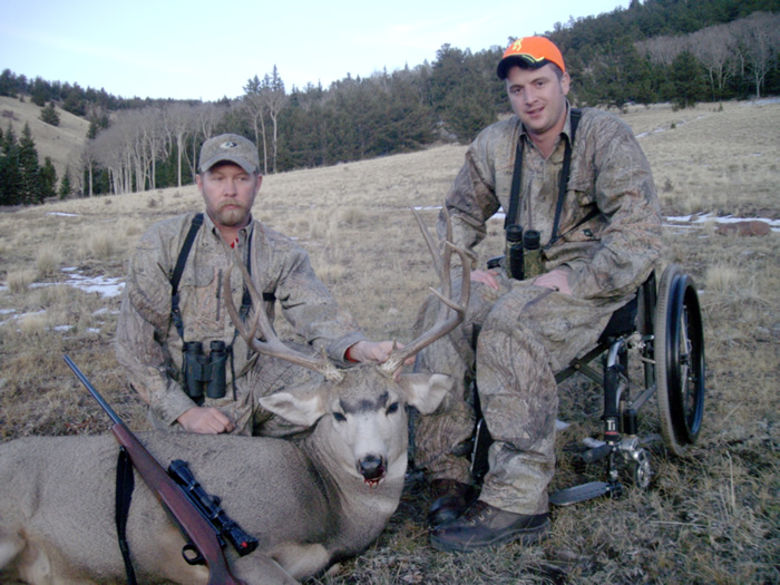 Ty Scores- Loco Wounded Warrior Hunt